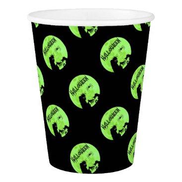 Halloween Themed Halloween Paper Cup