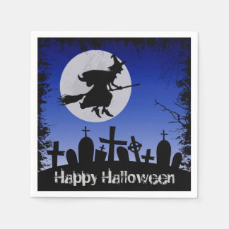Halloween Disposable Napkin