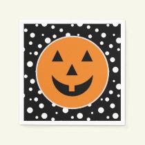 Halloween Paper Napkins