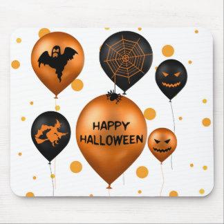 Halloween Party Balloons - Mousepad