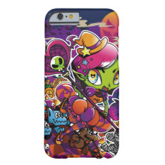 Halloween Party! Barely There Iphone 6 Case at Zazzle