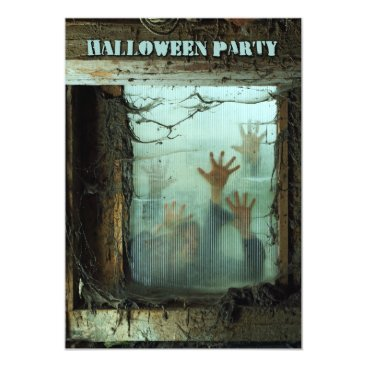sumners halloween party card