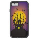Halloween party castle iPhone 6 case