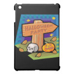 Halloween Party Cover For The iPad Mini