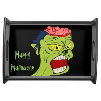 halloween party decorations food tray