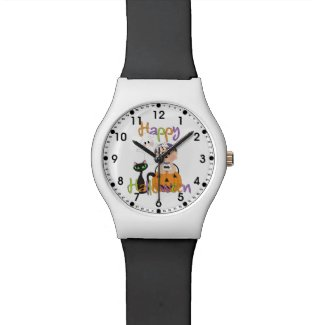 Halloween Watches and Jewelry