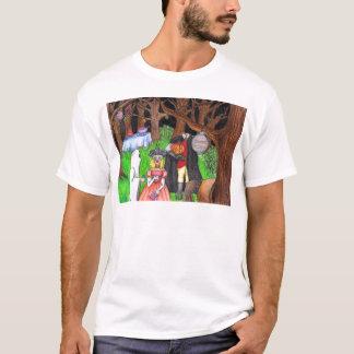 Halloween Party Ghost Headless Horseman T-Shirt