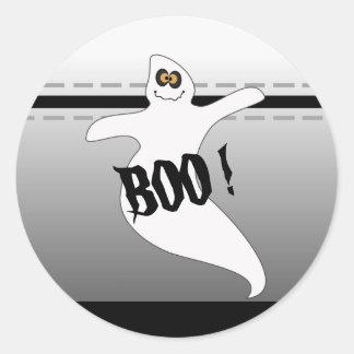 Halloween Party Ghost Sticker