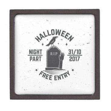 Halloween Themed Halloween-party Gift Box