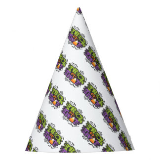 Halloween Party Hat/Trick or Treat Party Hat