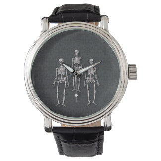 Halloween Party Haunted House Victorian Gothic Wrist Watch