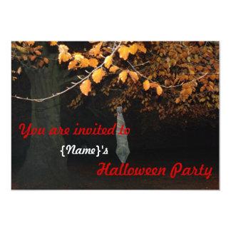 Halloween Party Invitation 1