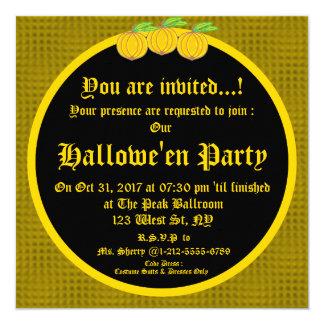 Hallowe'en Party Invitation 2