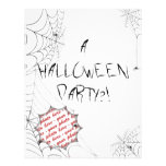 HALLOWEEN PARTY INVITATION CUSTOM FLYER