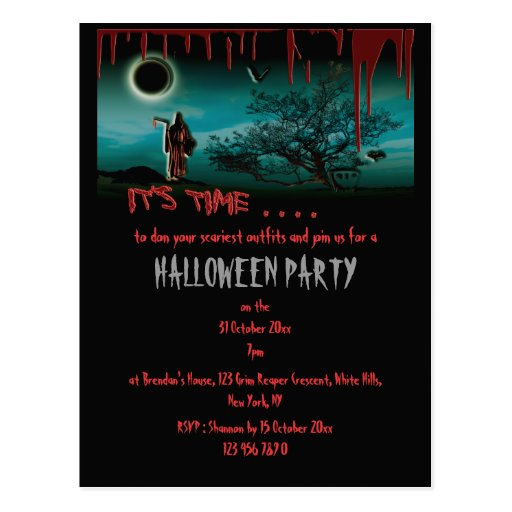 Halloween Party Invite Template was very inspiring ideas you may choose for invitation ideas