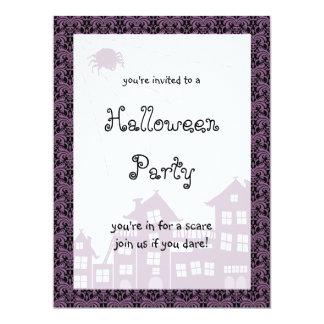 Halloween Party Invitations BIG