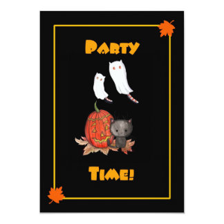 Halloween Party Invitations by Molly harrison