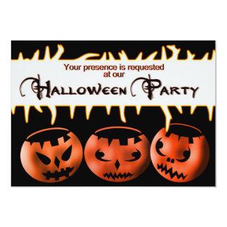 Halloween  Party  Invititation Card