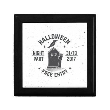 Halloween Themed Halloween-party Jewelry Box