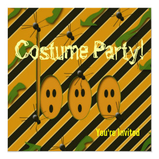 Halloween Party of The Year Card