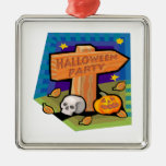 Halloween Party Ornament