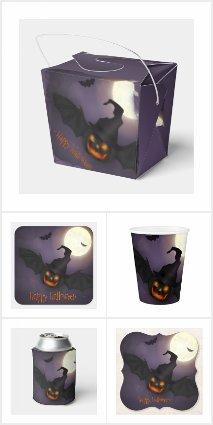 Halloween Party Paper Good II