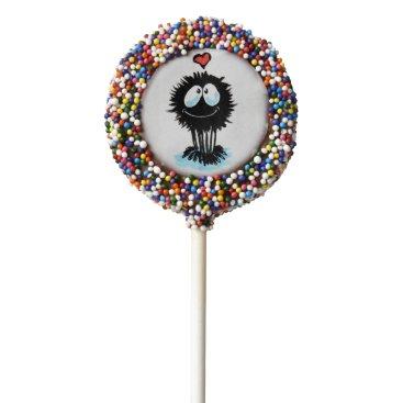Halloween Themed Halloween Party Pop! Cute! Love! Chocolate Dipped Oreo Pop