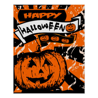 halloween party POSTER