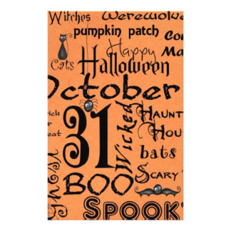 Halloween Party Prep Series Flyers