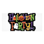 Halloween Party Prep Series Rack Cards