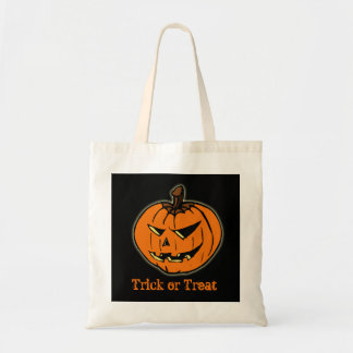 Halloween party sets * choose background color budget tote bag