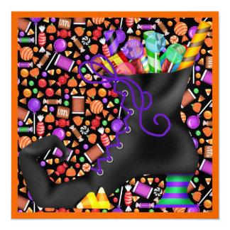 Halloween Party  - SRF Card
