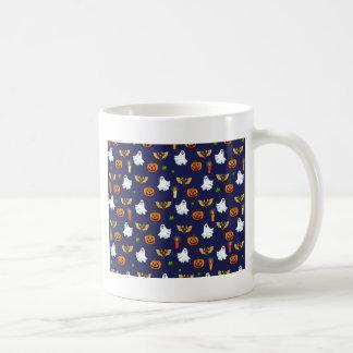 Halloween pattern coffee mug