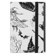 Halloween pattern design case for iPad mini