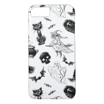 Halloween pattern design iPhone 8/7 case