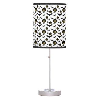 Halloween Pattern Desk Lamps