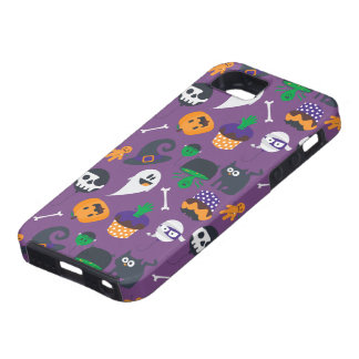 Halloween pattern iPhone SE/5/5s case