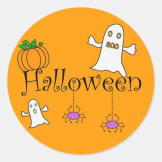 Halloween - pegatina