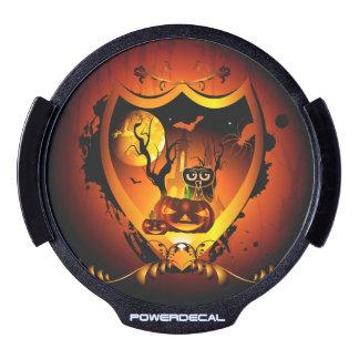 Halloween Decal LED Para Ventana