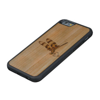 Halloween Pennant Carved Cherry iPhone 6 Bumper Case