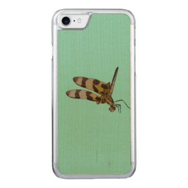 Halloween Themed Halloween Pennant Carved iPhone 8/7 Case