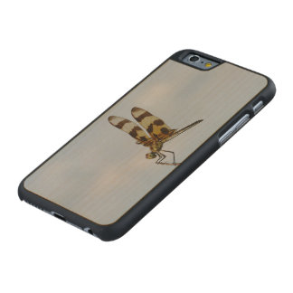 Halloween Pennant Carved Maple iPhone 6 Slim Case