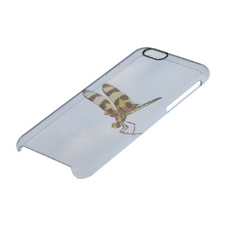 Halloween Pennant Clear iPhone 6/6S Case