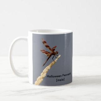 Halloween Pennant Mug