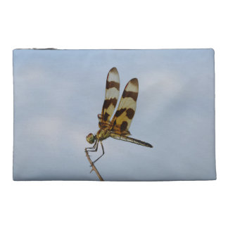 Halloween Pennant Travel Accessory Bag