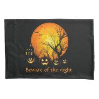 Halloween Pillow Case