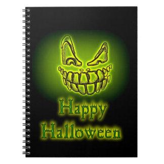 Halloween Planner Notebook