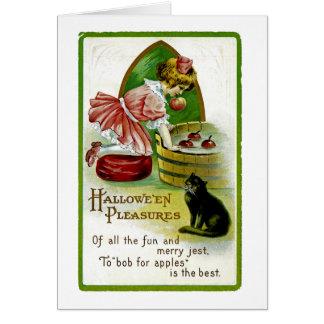 Hallowe'en Pleasures Card