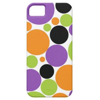 Halloween Polka Dots iPhone SE/5/5s Case