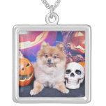 Halloween - Pomeranian - Simba Colgante